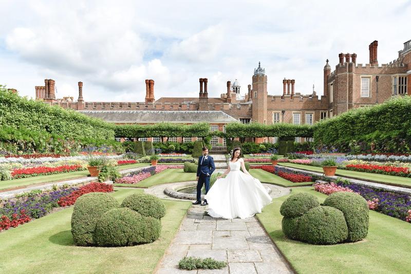 Image courtesy of Hampton Court Palace.