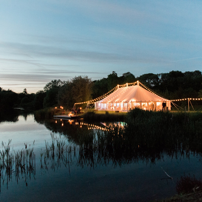 See more about Duncton Mill Fishery wedding venue in West Sussex,  South East