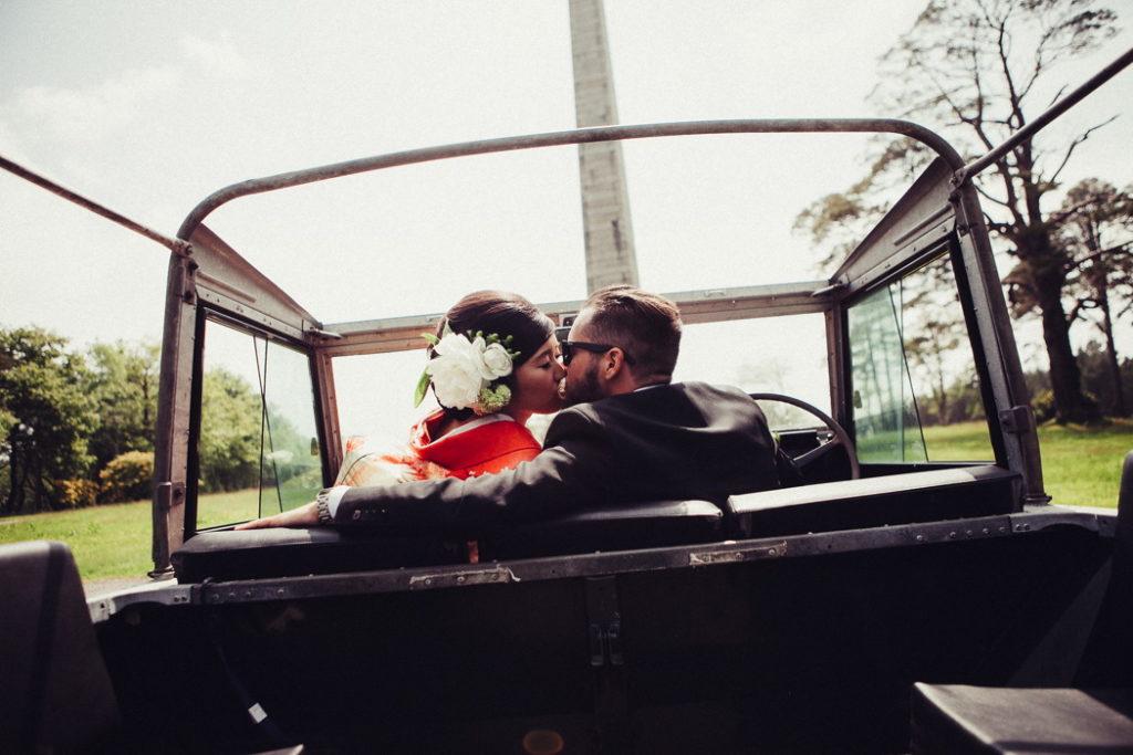 Image by Flowertoss Weddings.