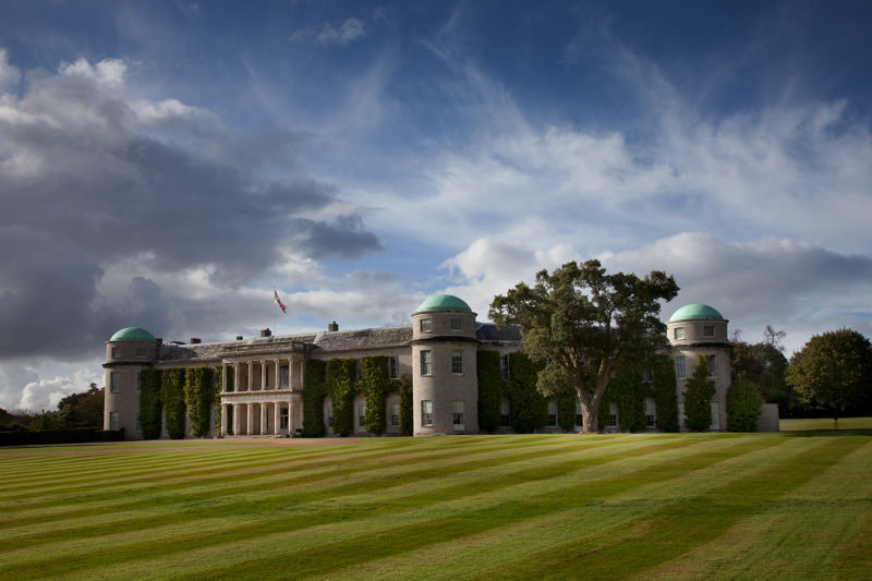 Image courtesy of Goodwood House.