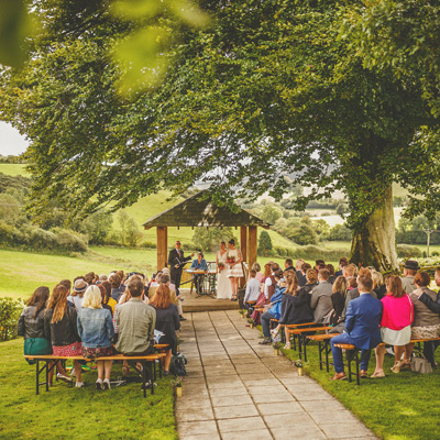 See more about Little Quarme Weddings wedding venue in Somerset,  South West