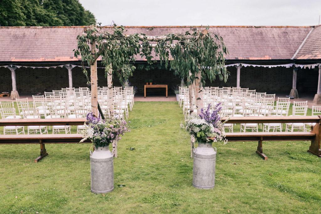 20 Outdoor Wedding Venues | UK Wedding Venues Directory