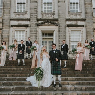 See more about Hopetoun House wedding venue in West Lothian,  Scotland