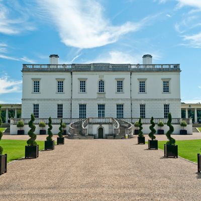 See more about The Queen's House wedding venue in London