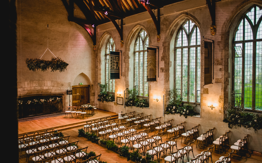 Coco wedding venues slideshow - Wedding Venue in Devon - Dartington Hall