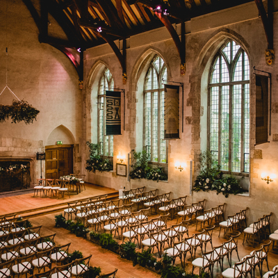See more about Dartington Hall wedding venue in Devon,  South West