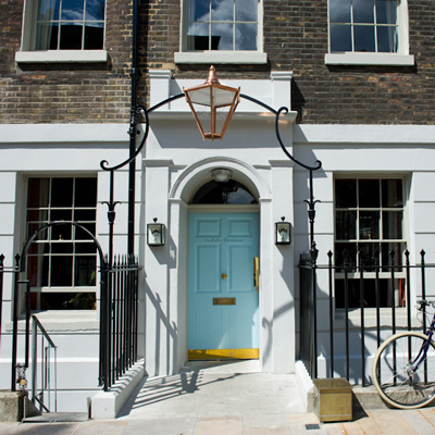 See more about The Zetter Townhouse Clerkenwell wedding venue in London