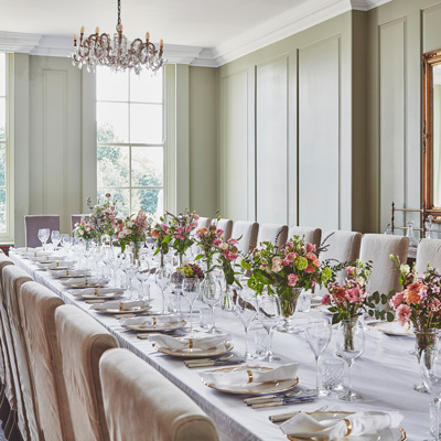 See more about Thorpe Manor wedding venue in Oxfordshire,  South East