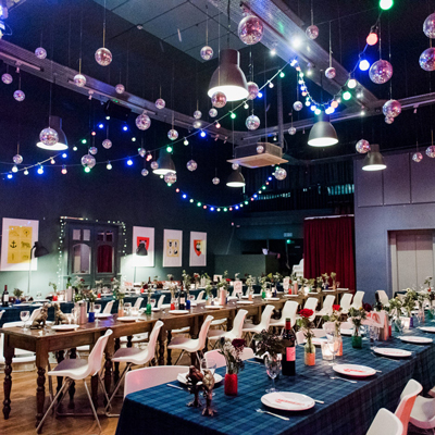 See more about LEAF on Bold St wedding venue in Merseyside,  North West