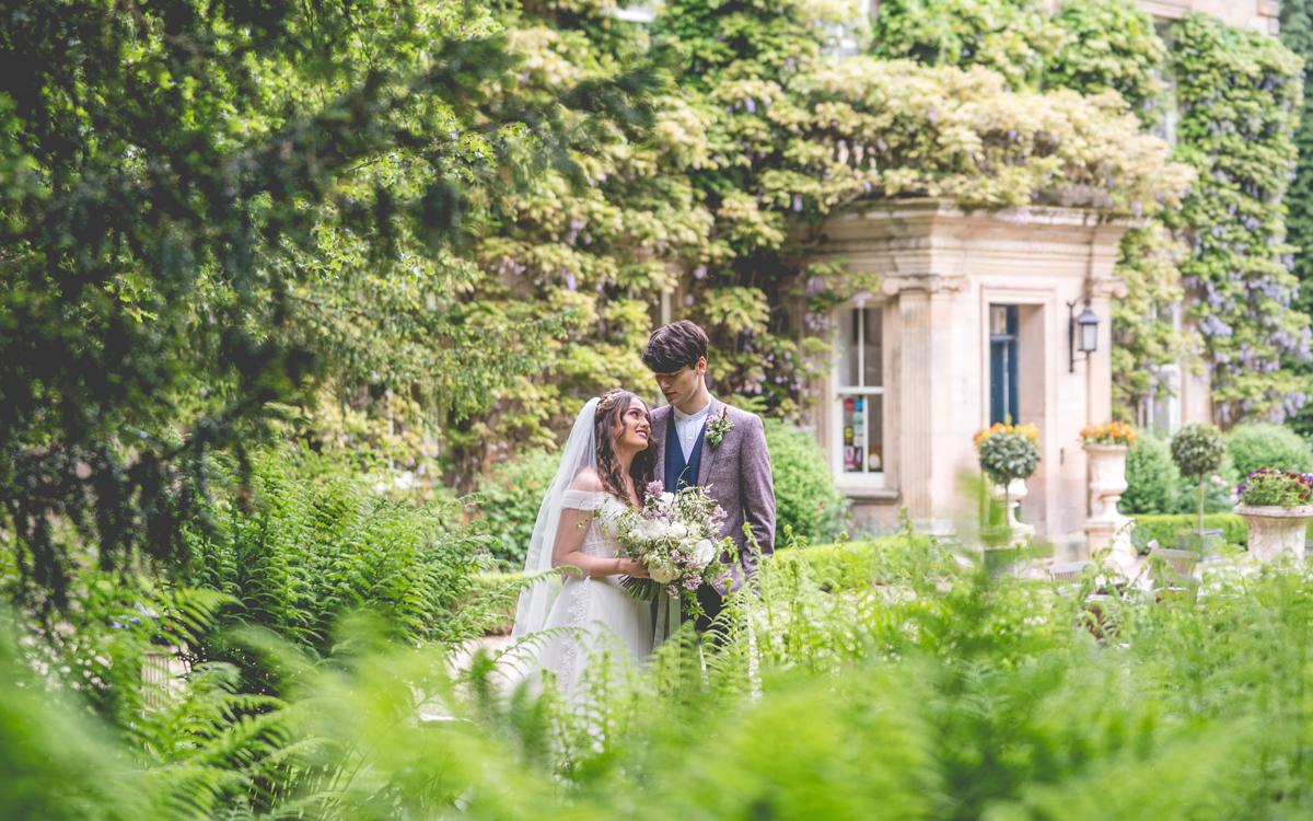 Coco wedding venues slideshow - Country House Hotel Wedding Venue in Northumberland - Eshott Hall