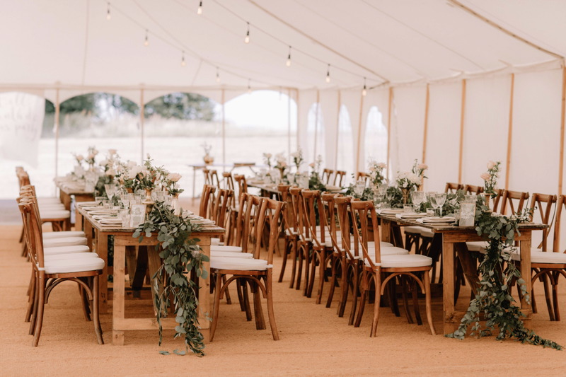 Image by Rebecca Goddard Photography   Planning by Katrina Otter Weddings.