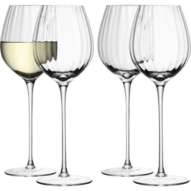 Aurelia White Wine Glass (Set of 4)