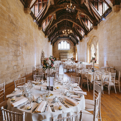 See more about St Donat's Castle wedding venue in Vale of Glamorgan,  Wales