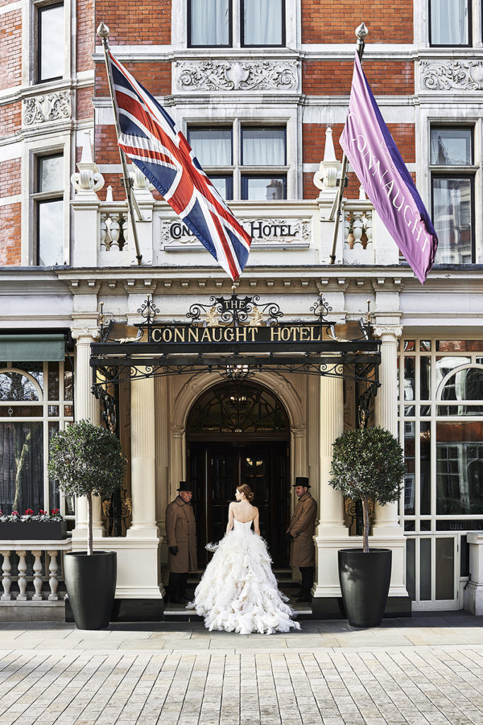 Image courtesy of The Connaught.