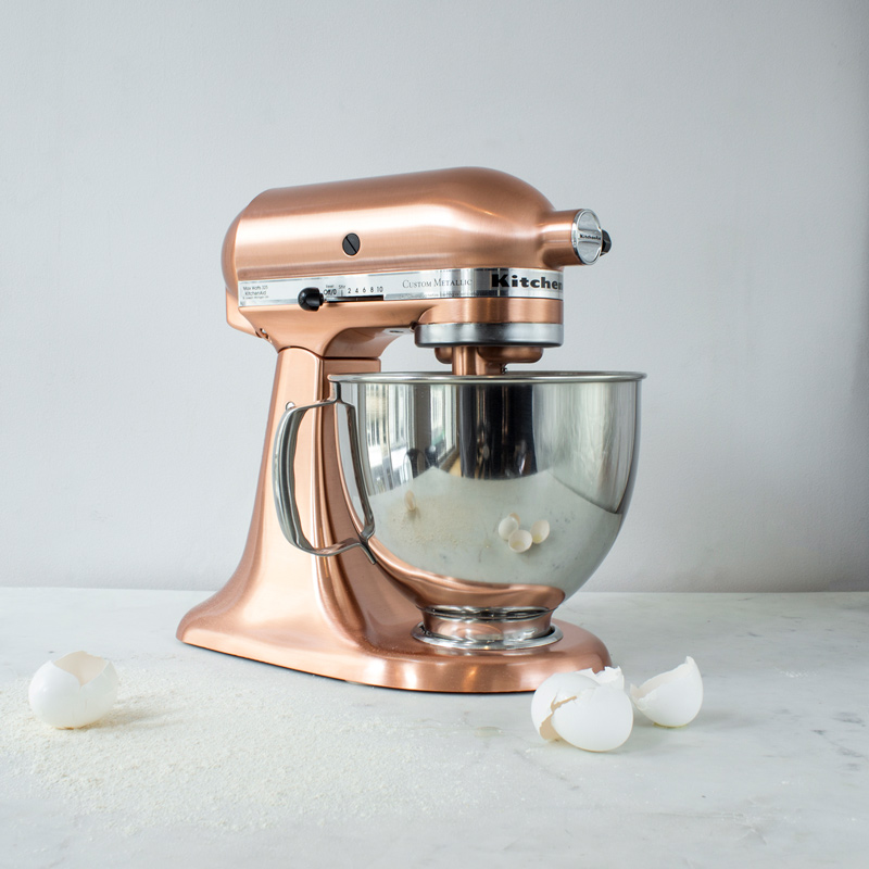 Artisan Stand Mixer - Copper