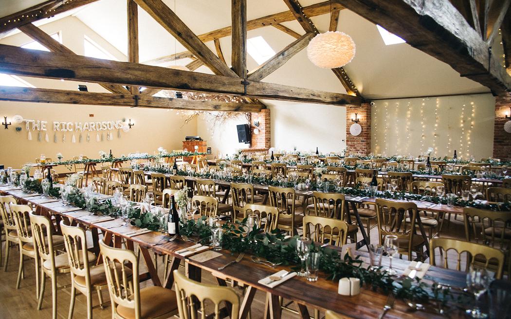 Coco wedding venues slideshow - Barn Wedding Venue in North Yorkshire - Whinstone View.