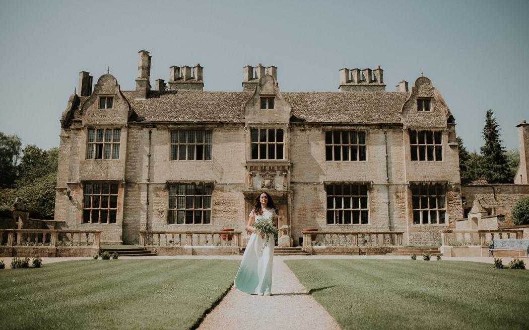 Coco wedding venues slideshow - Country House & Marquee Wedding Venue in Oxfordshire - Yarnton Manor.