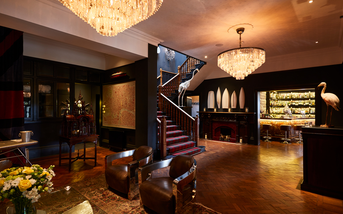 Coco wedding venues slideshow - Quirky Wedding Venue in Devon - Glazebrook House Hotel