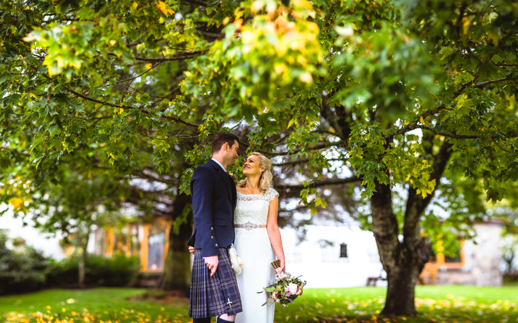 Coco wedding venues slideshow - Relaxed Destination Wedding Venue in Scotland - Errichel.