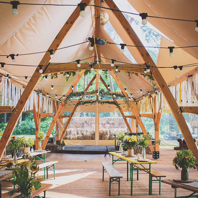 See more about The Tree Marquee wedding venue in Nationwide