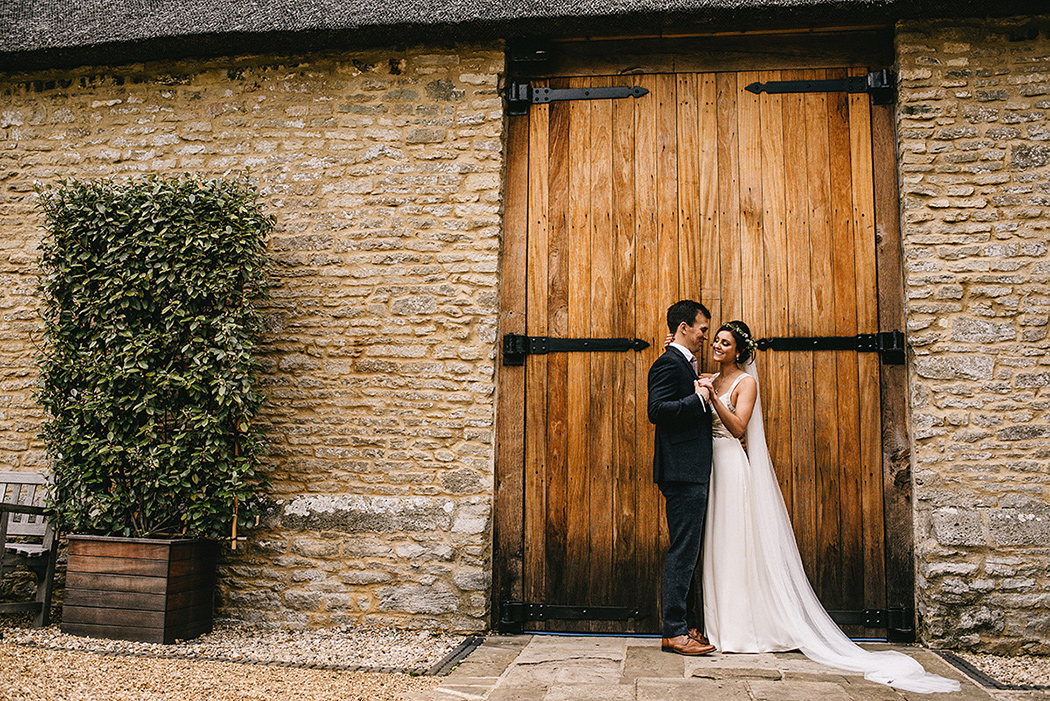 A Behind-the-Scenes Story from The Tythe Barn.