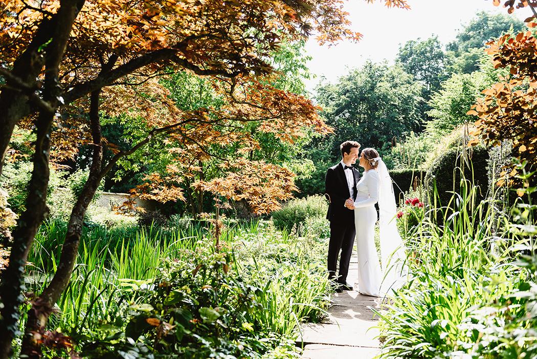 Black Tie Wedding Inspiration - Wedding Venue in East Yorkshire - Saltmarshe Hall.