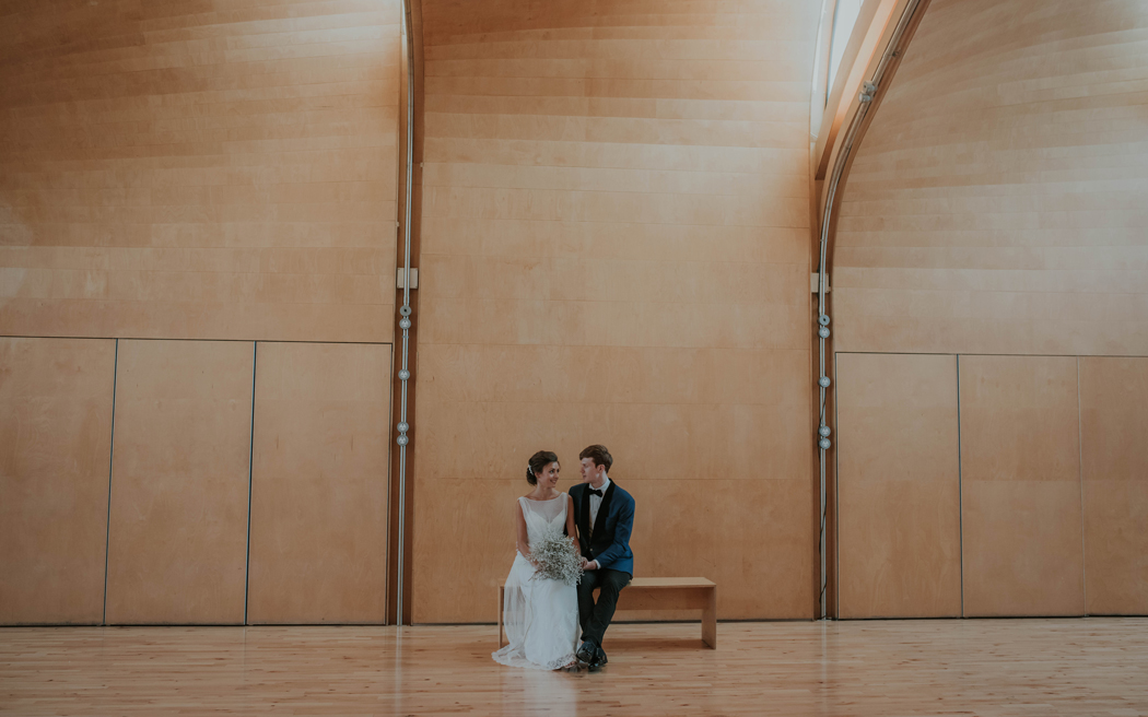 Coco wedding venues slideshow - Blank Canvas Wedding Venue in London - Siobhan Davies Studios
