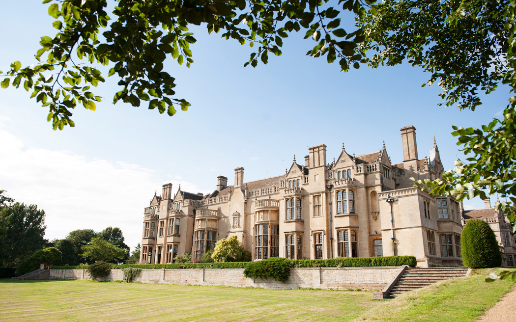 Coco wedding venues slideshow - Country House Hotel and Orangery Wedding Venue - Rushton Hall