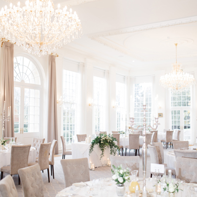 See more about Rushton Hall wedding venue in East Midlands