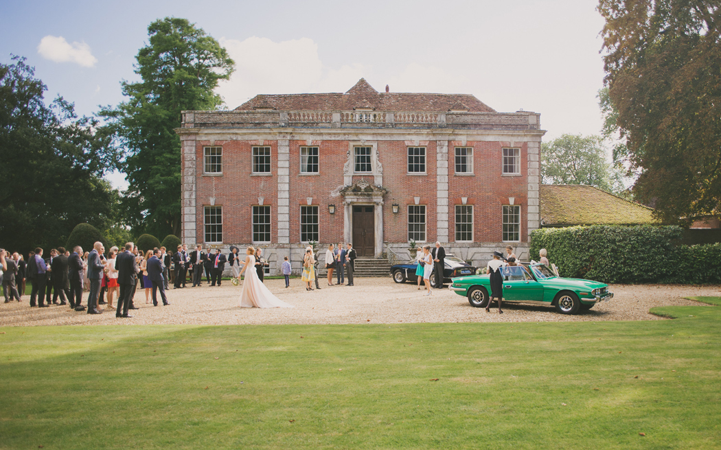 Coco wedding venues slideshow - Elegant Country House Wedding Venue in Dorset - Deans Court