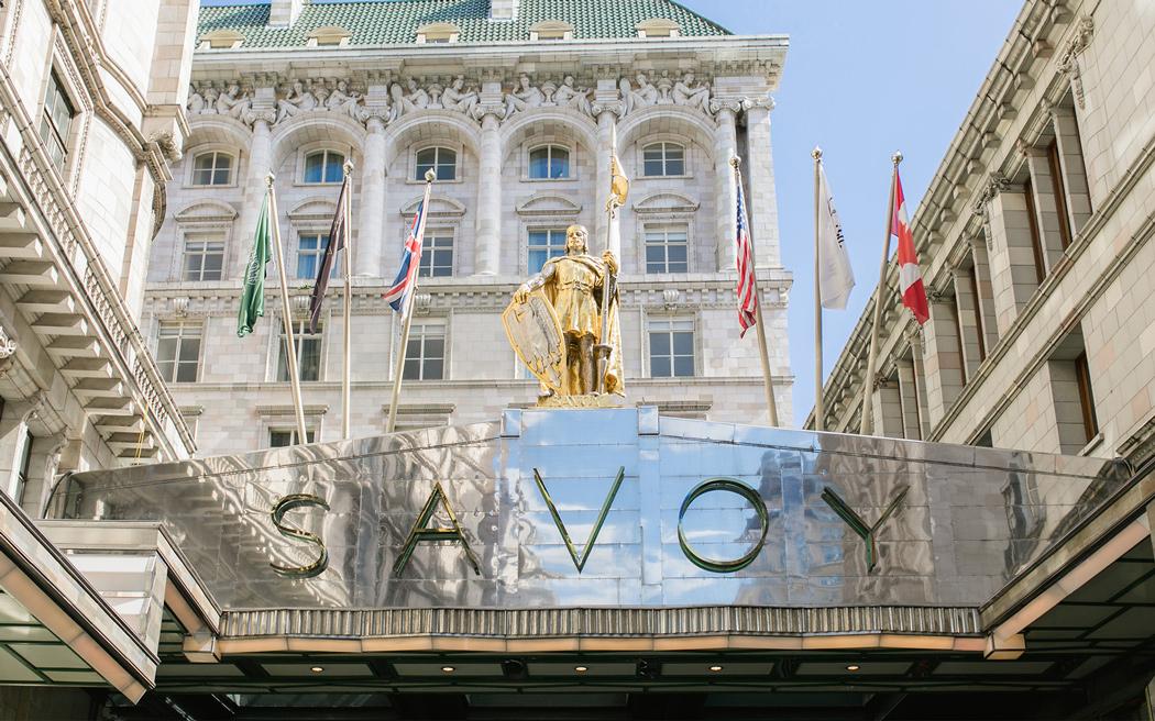Coco wedding venues slideshow - Elegant Wedding Venue in London - The Savoy.