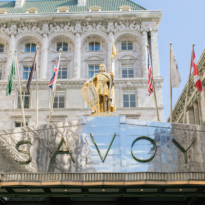 See more about The Savoy wedding venue in London