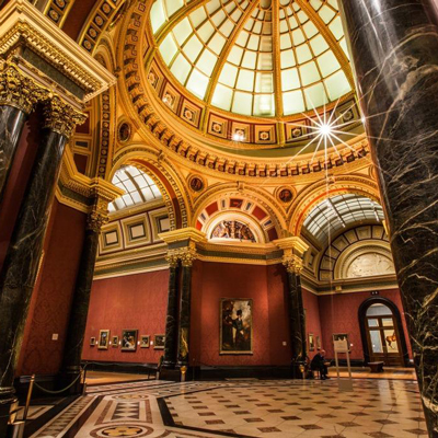 See more about The National Gallery wedding venue in London