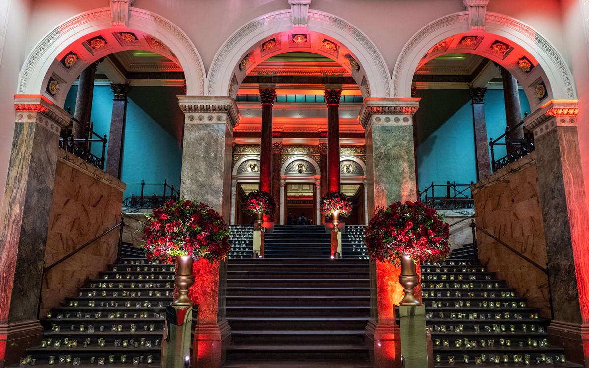 Coco wedding venues slideshow - Iconic London Wedding Venues - The National Gallery