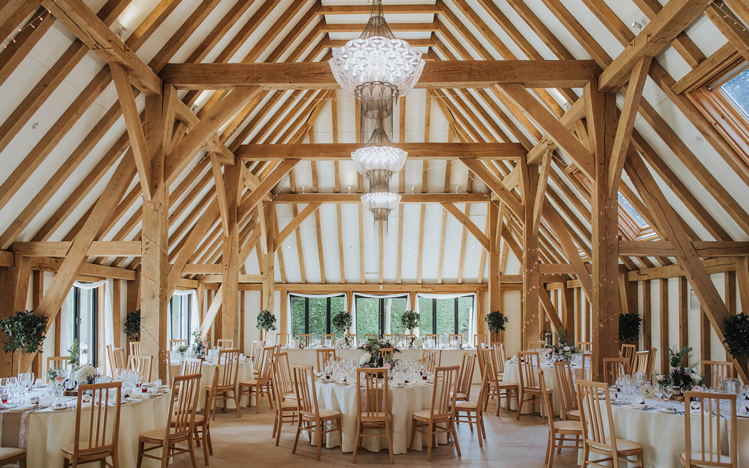 Coco wedding venues slideshow - Rustic Barn Wedding Venue in Kent - The Old Kent Barn.