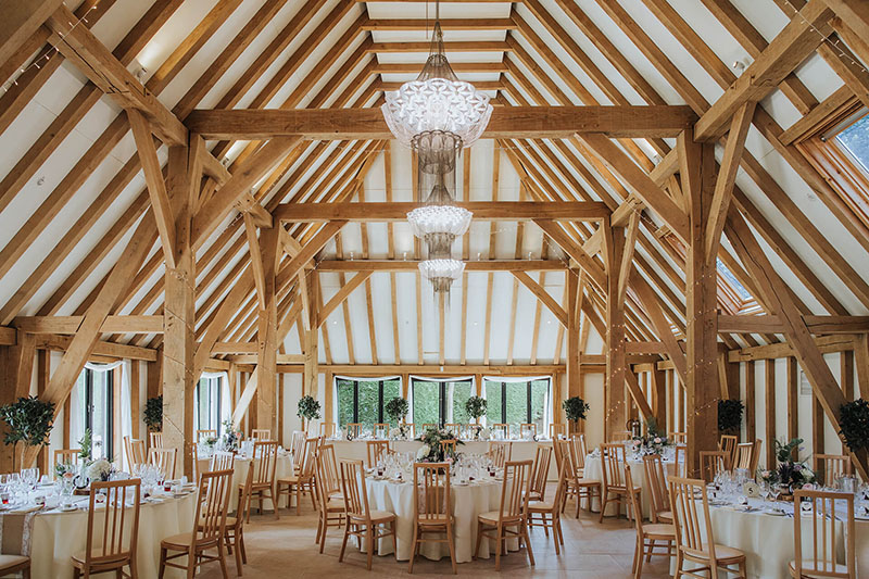 Wedding Venues In Kent South East The Old Kent Barn