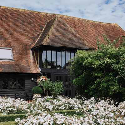 See more about The Old Kent Barn wedding venue in Kent,  South East
