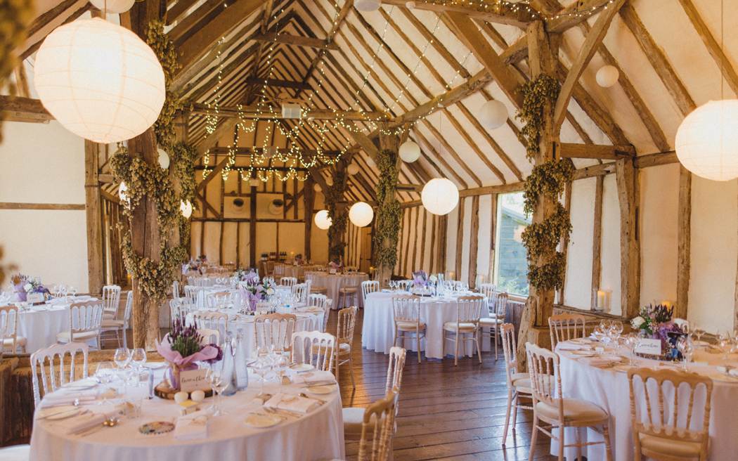 Coco wedding venues slideshow - Rustic Barn Wedding Venue in Kent - Winters Barns.