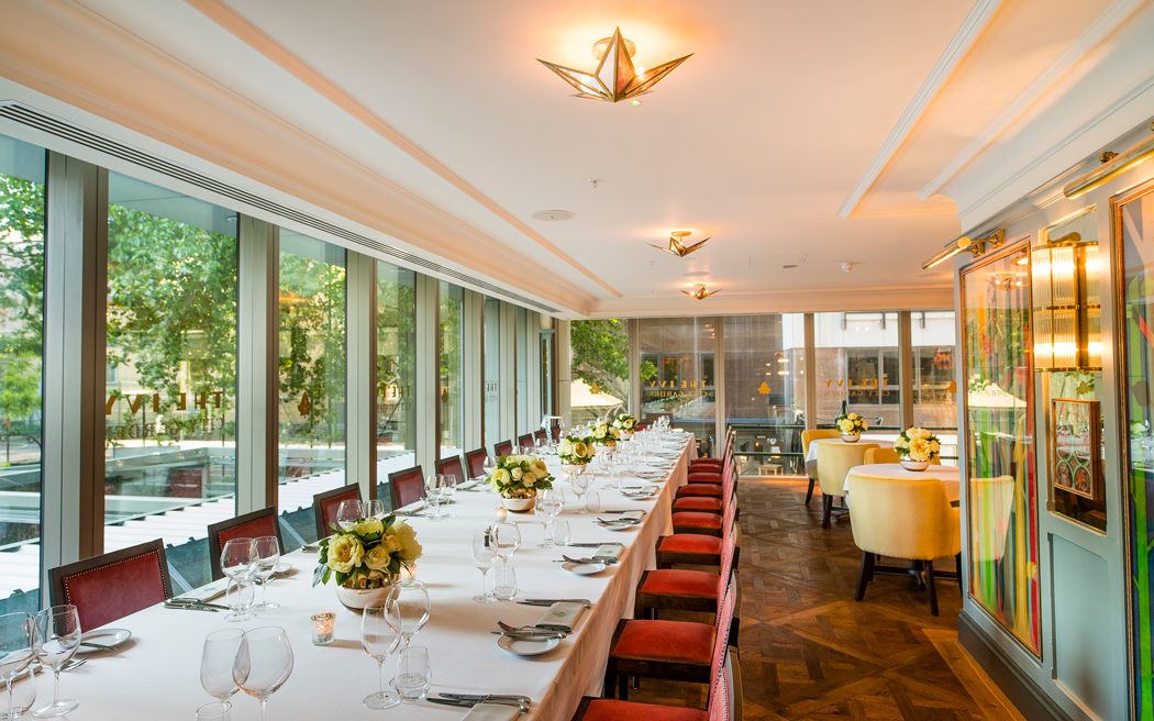 Coco wedding venues slideshow - Botanical Inspired Wedding Venue in London - The Ivy City Garden