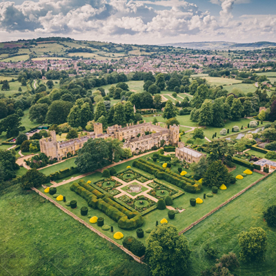 See more about Sudeley Castle & Gardens wedding venue in South West