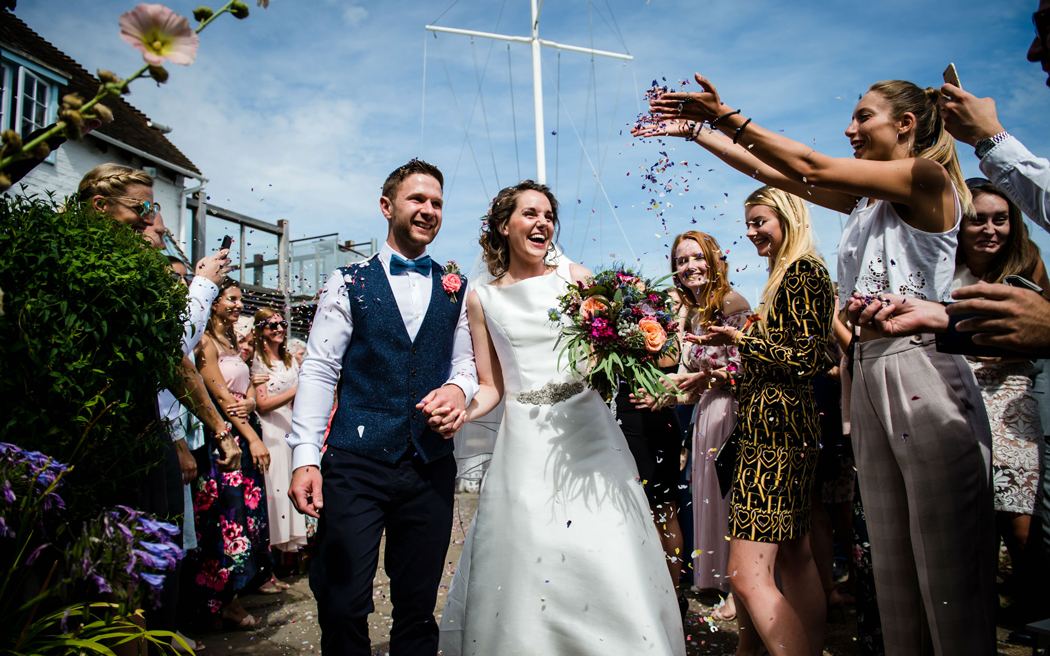 Coco wedding venues slideshow - Coastal Wedding Venue in West Sussex - Itchenor Sailing Club