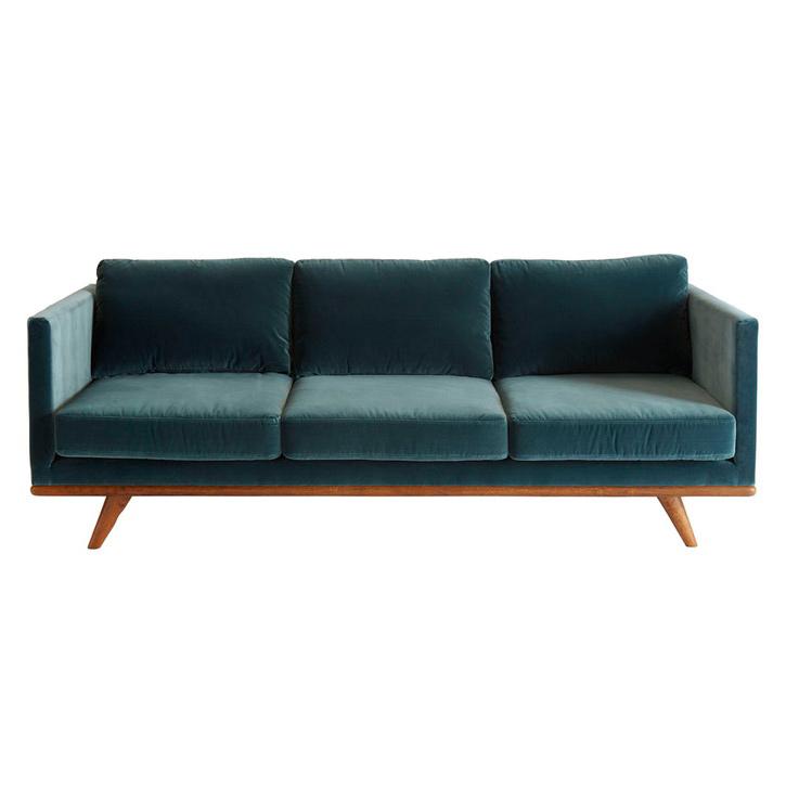 Westwood Sofa, Petrol