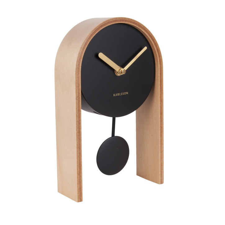 Smart Pendulum Table Clock