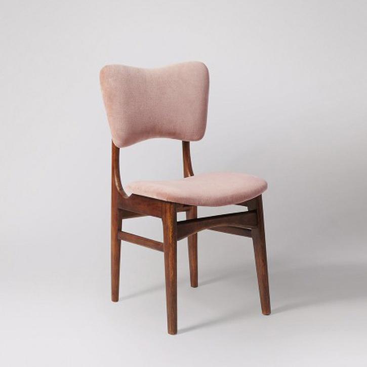 Olaf Dining Chair, Champagne Velvet