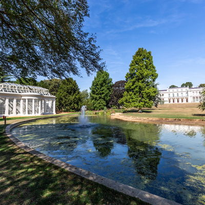 See more about Gunnersbury Park wedding venue in West London,  London