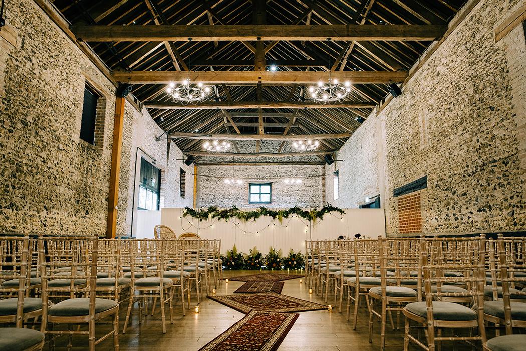 Rustic Barn Wedding Venue in Cambridgeshire - The Granary Estates.