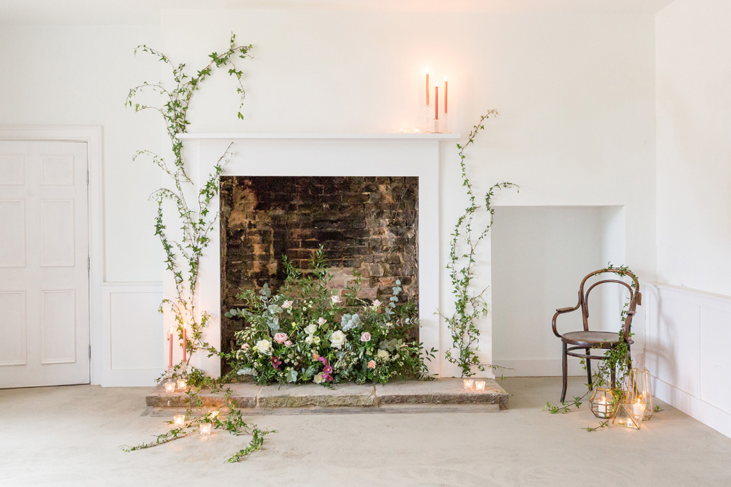Simple Rustic Elegance at Aswarby Rectory - New Lincolnshire Wedding Venue.