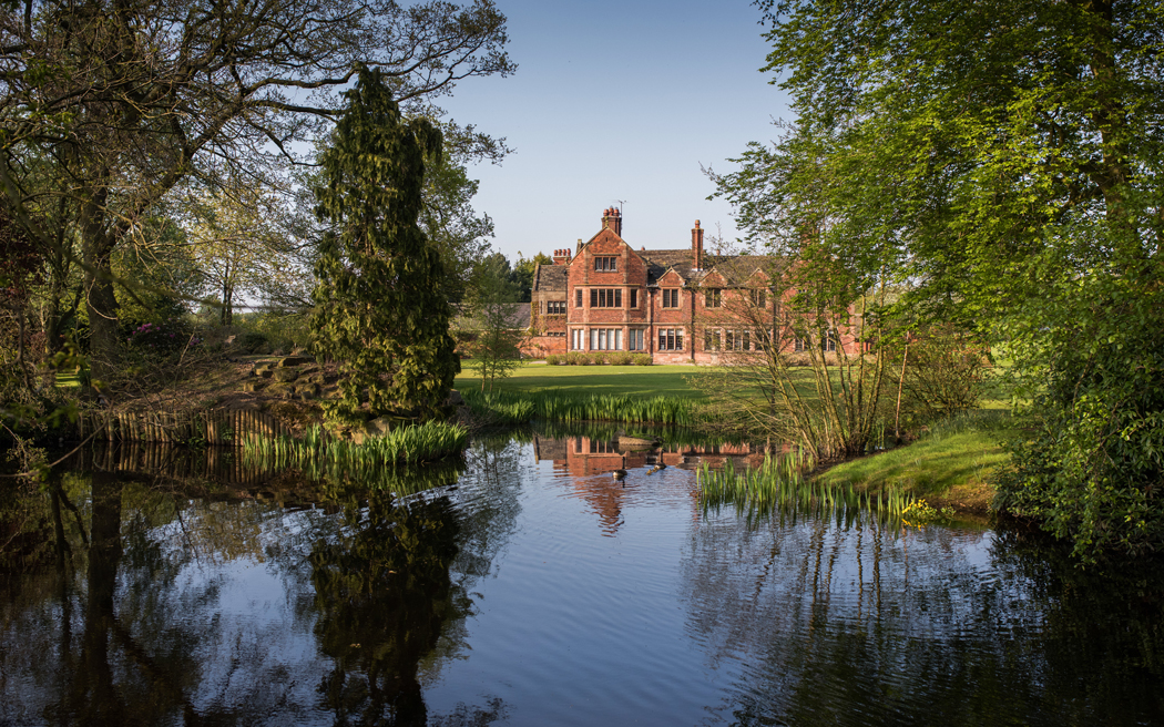 Coco wedding venues slideshow - Country Estate Wedding Venue in Cheshire - Colshaw Hall