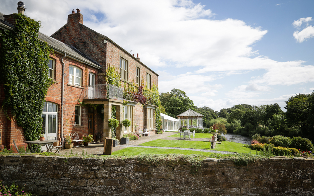 Coco wedding venues slideshow - Marquee Wedding Venue in North Yorkshire - Tanfield House