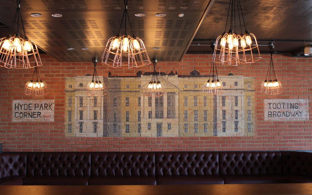 Coco wedding venues slideshow - Affordable Industrial Wedding Venue in London - The Dragon Bar